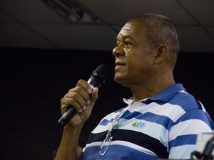 José geraldo é segundo réu a ser interrogado (Foto: Jonathan Lins/G1)