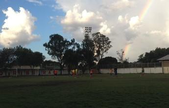 Série D: Náutico-RR faz o último treino para o confronto com o Atlético-AC
