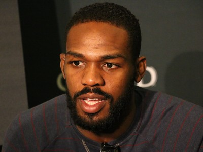 Jon Jones (Foto: Evelyn Rodrigues)