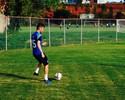 Com Lincoln de volta, Bahia treina parte física e técnica no Fazendão
