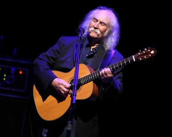 O músico David Crosby também precisou de um transplante de fígado (Foto: Getty Images)