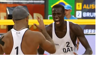 Em casa, brasileiro quer fazer história representando o Catar na Olimpíada