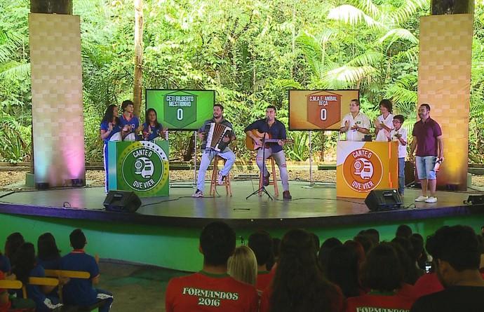 'Cante o que vier' estreia neste sábado (19) (Foto: Rede Amazônica)