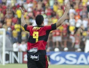 Roberson, atacante do Sport (Foto: Divulgação / Sport)