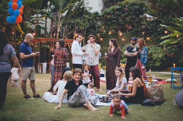 Festinha de Martin (Foto: Reprodução / Instagram)