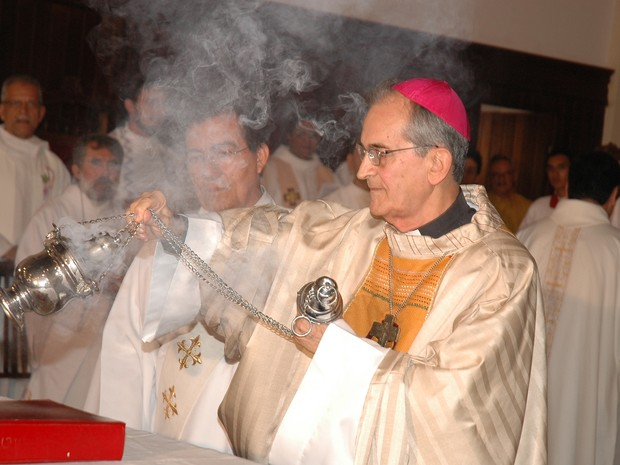 Dom Marcelo Carvalheira foi arcebispo da Paraíba entre 1996 e 2004 (Foto: Rizemberg Felipe/Jornal da Paraíba)