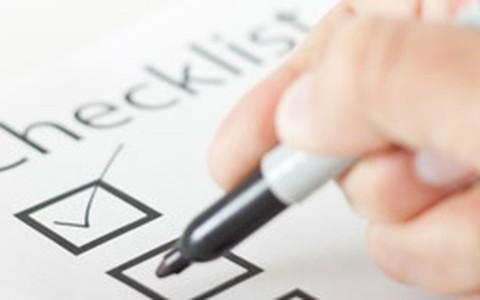 Checklist que dá certo: como montar uma lista de afazeres