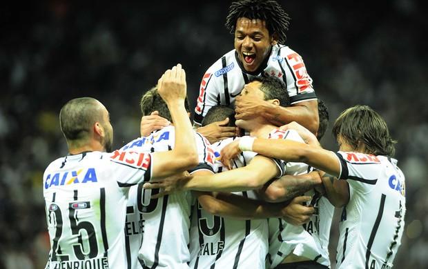 Corinthians x Bragantino (Foto: Marcos Ribolli/GloboEsporte.com)