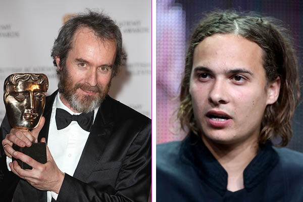 Stephen e Frank Dillane (Foto: Getty Images)