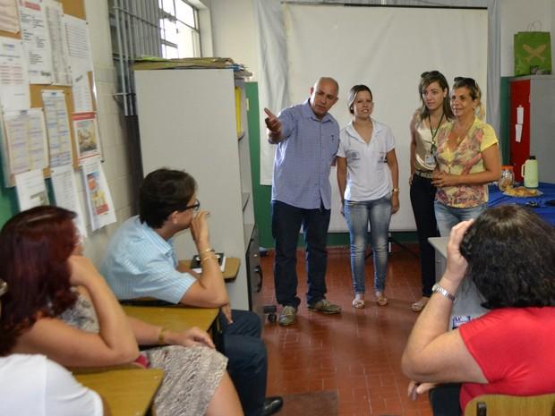 Projeto foi apresentado nesta segunda-feira (12) à secretários da cidade. (Foto: Duvulgação / Ascom Itaperuna)