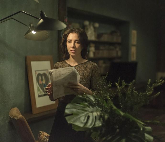 Marjorie Estiano se diz provocada por novo papel em 'Justiça' (Foto: Ellen Soares/Gshow)