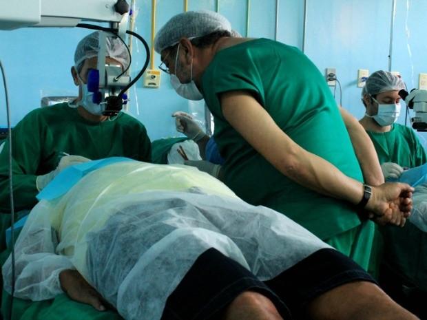 Cirurgias devem ser feitas nos hospitais Jofre Cohen e Padre Colombo (Foto: Divulgação/Prefeitura de Parintins)