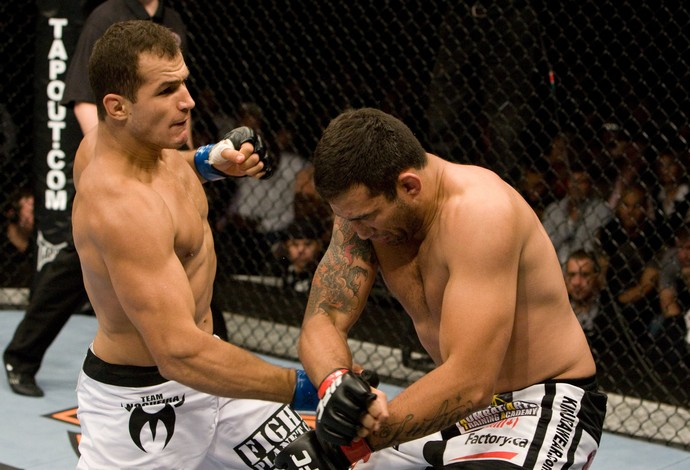 Junior Cigano x Fabricio Werdum (Foto: Getty Images)
