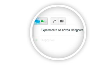 Experimente o novo Hangouts no Gmail (Foto: Reprodução/Google)