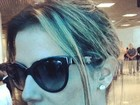 Deborah Secco muda visual e mostra nova tonalidade dos cabelos