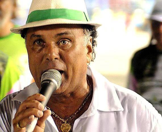 Paulinho Mocidade fará show de encerramento do Berbigão do Boca (Foto: Comunicação Paulinho Mocidade/ Divulgação)
