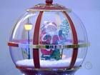 Médica de Bauru tem mais de 400 bonecos de Papai Noel: 'Minha paixão'