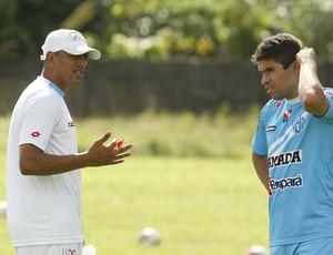 Vanderson está fora do jogo contra o Águia (Foto: Marcelo Seabra / O Liberal)