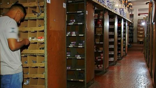 Organização e controle são essenciais para cuidar do estoque