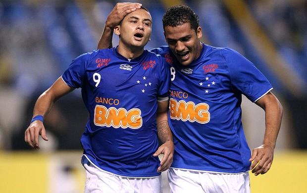 wellington paulista, Botafogo x Cruzeiro (Foto: Satiro Sodré / Agência Estado)