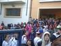 Problemas causados por reforma em escola  motiva protesto de alunos