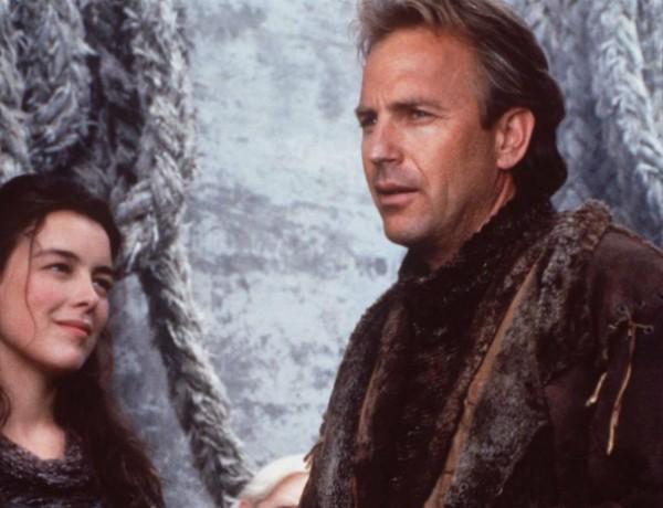 Kevin Costner e Olivia Williams em O Mensageiro (Foto: Divulgação)