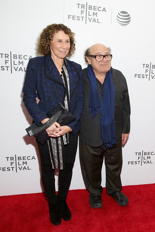 Rhea Perlman e Danny DeVito (Foto: Getty Images)