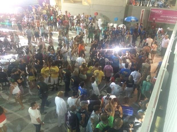Confusão Ivete Sangalo (Foto: EGO)