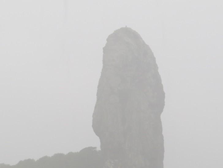 Morro do Pico - Chuva