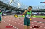 Petrúcio Ferreira vence os 200m rasos no Mundial de Atletismo Paralímpico