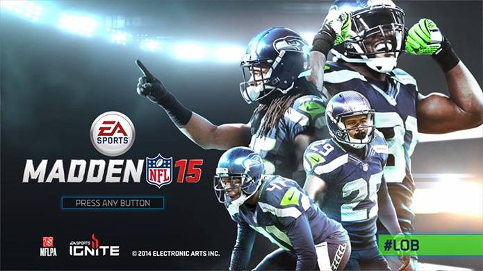 Novo game da NFL foi lançado nesta terça (Foto: Thiago Barros/Reprodução)