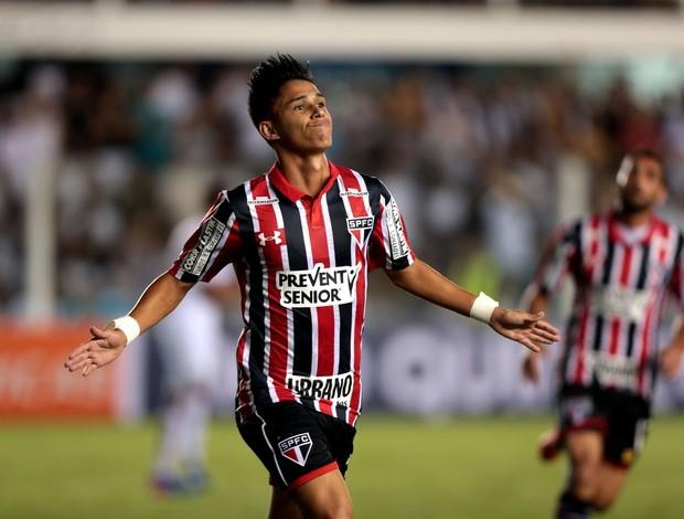 Luiz Araújo Santos x São Paulo