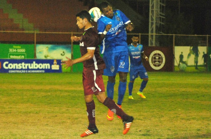 Desportiva x Vitória-ES (Foto: Henrique Montovanelli/Vitória-FC)