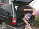 Três são presos suspeitos de integrar quadrilha de roubo de cargas em SP