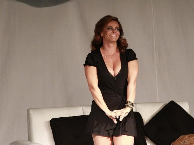 Viviane Araújo (Foto: Isac Luz / EGO)