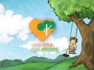 Uma vida, uma árvore (Foto: TV Globo Minas)