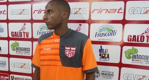 segura o jogo (Denison Roma/GloboEsporte.com)