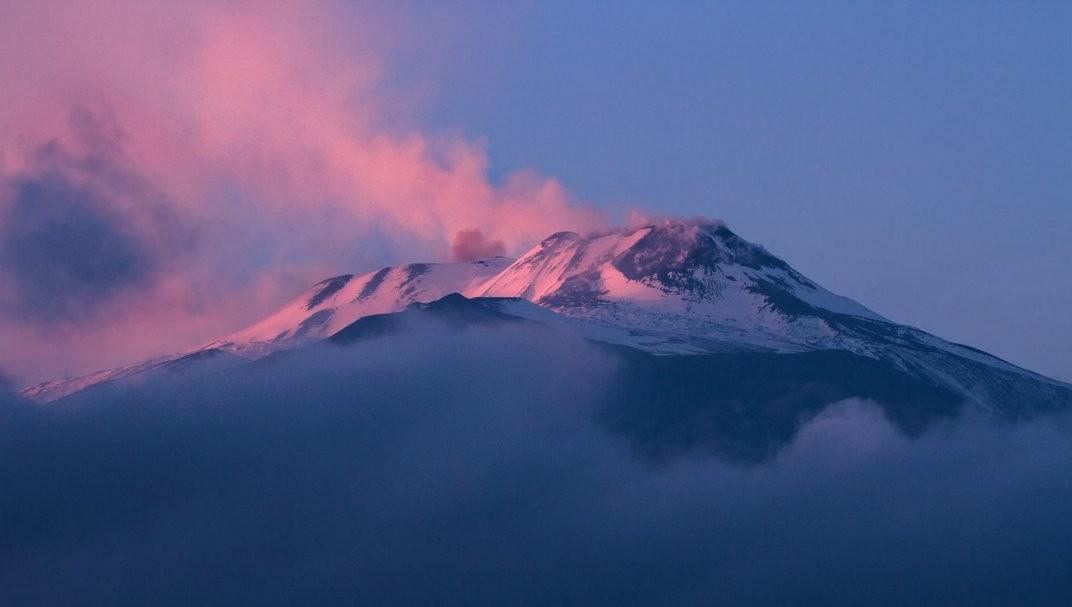 vulcão (Foto: Marco Restivo)