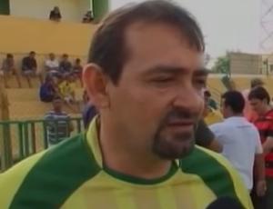 Paulo Lauriano, presidente do Picos (Foto: Reprodução/TV Clube)