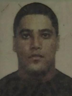 Claudimar foi morto em Praia Grande, SP (Foto: Reprodução / TV Tribuna)