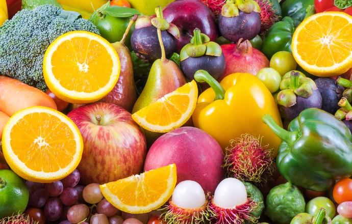 Detox frutas e legumes euatleta (Foto: IStock Getty Images)