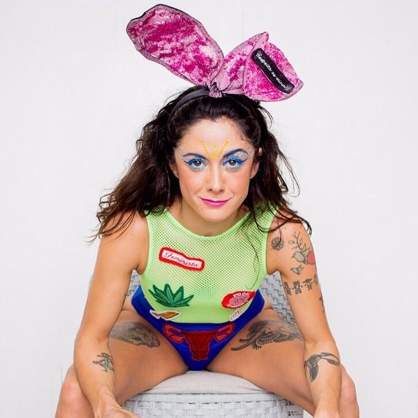 Carnaval feminista é com a Negoçada (Foto: reprodução/Instagram)