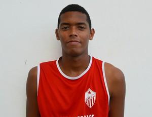 Maurício Francisco, 19 anos, Rio Branco, Acre (Foto: Duaine Rodrigues)