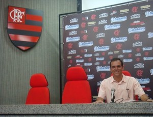 Badday já passou por grandes clubes do Brail como o Flamengo (Foto: Arquivo Pessoal)