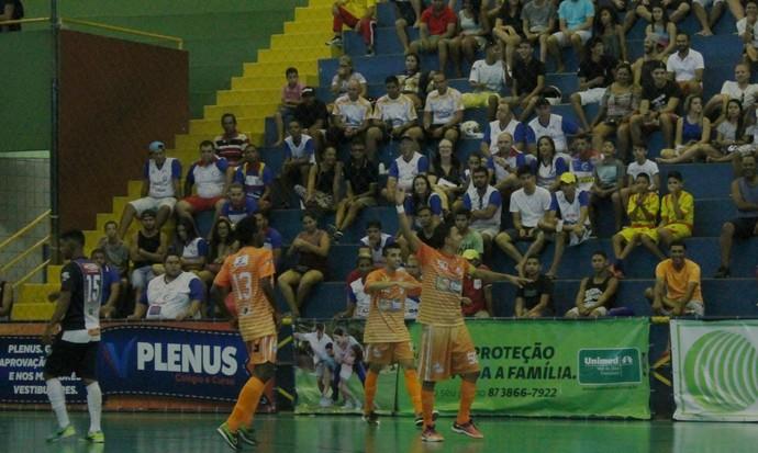 Iate x Dom Malan, Copa TV Grande Rio de Futsal (Foto: Emerson Rocha)