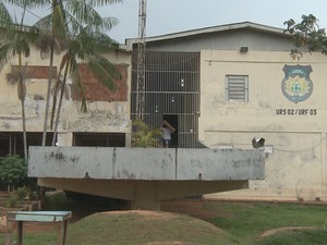 Presos da Papudinha são liberados para dormir fora do presídio até sexta-feira (21) (Foto: Reprodução/Rede Amazônica Acre)