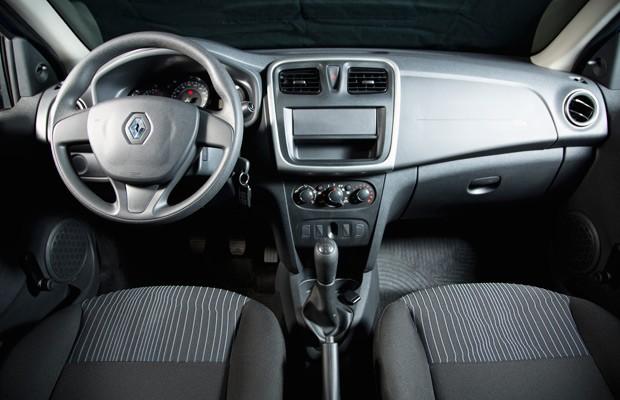 Renault Sandero (Foto: Fabio Aro)