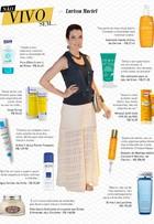 Larissa Maciel revela os produtos que deixam a sua pele incrível