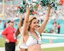 Time da NFL está no Rio de Janeiro para recrutar cheerleaders brasileiras