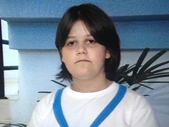 Leonel Gheller, de 11 anos (Foto: Reprodução/RBS TV)